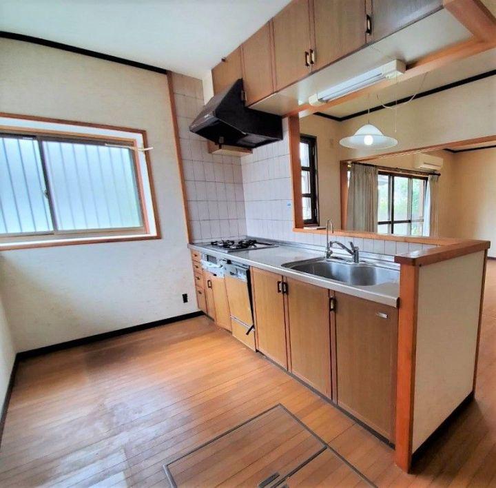 戸建リノベの完成まで~④キッチン、洗面、浴室~