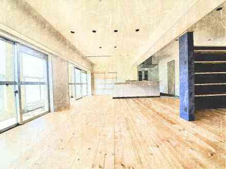 築38年のマンション+ナチュラル系リノベーションで こんなに明るく開放的な空間に 生まれ変わった住まいの 完成商談会
